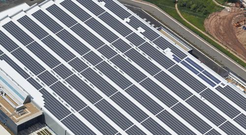 Jag Solar Panels